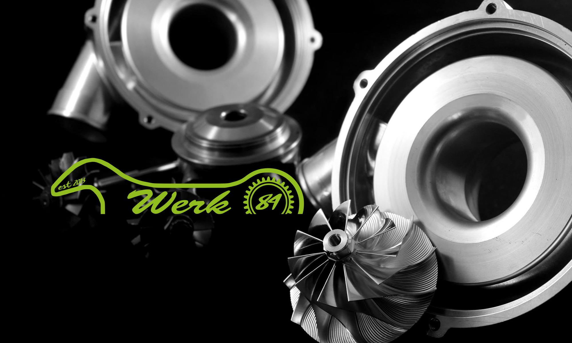 Werk84 in Kastl | Turbolader & Pulverbeschichtung