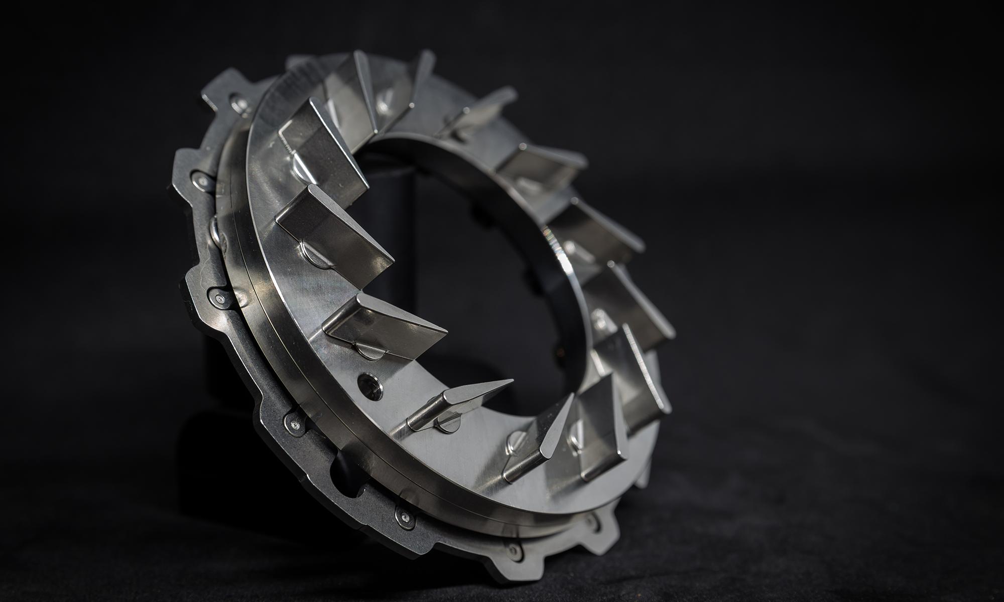 Werk84 in Kastl / Turbolader & Pulverbeschichtung
